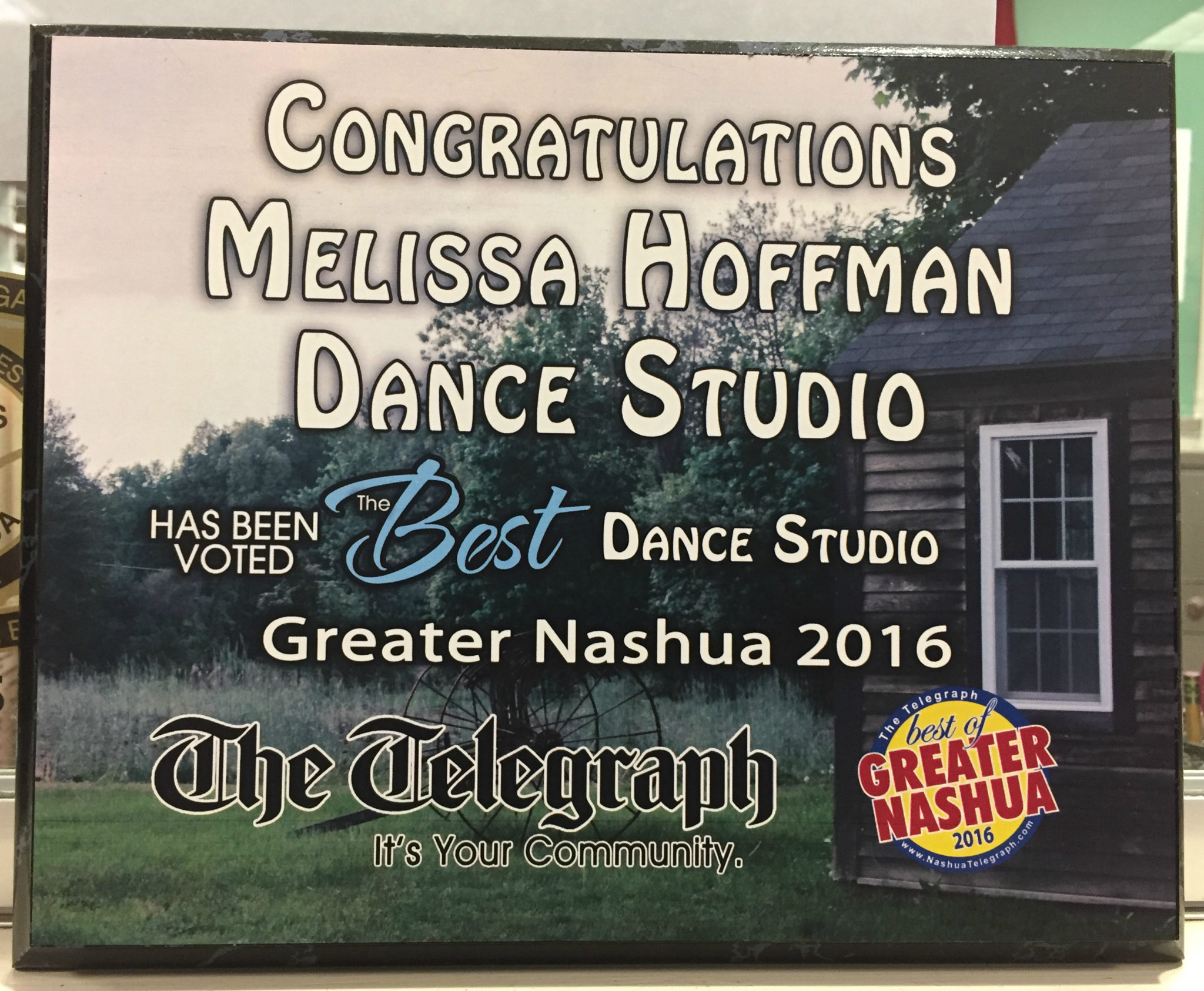 The Best of Greater Nashua 2016!