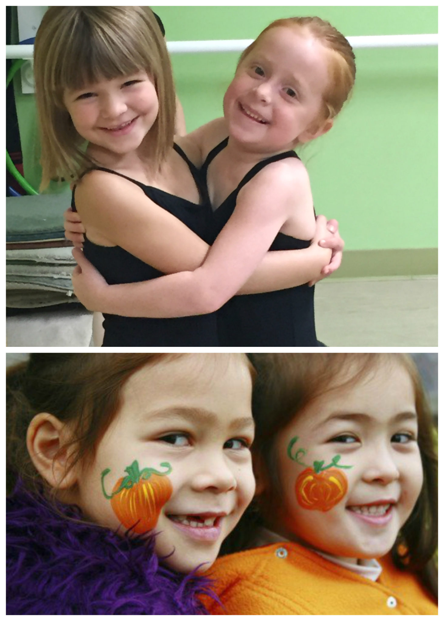 Face Paint and Bring a Friend Week!