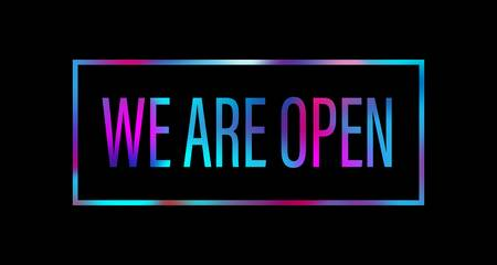 OPEN! Saturday, January 2, 2021