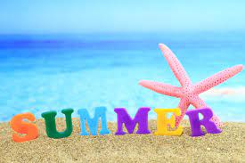 Summer 2021 is here!